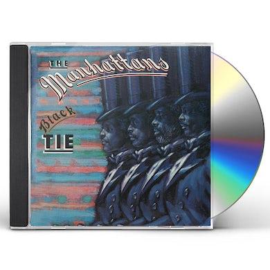 Manhattans BLACK TIE CD
