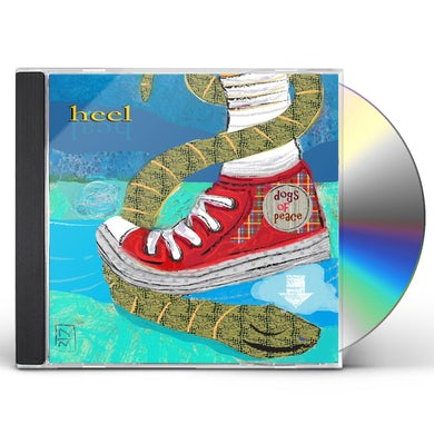 Dogs Of Peace HEEL CD
