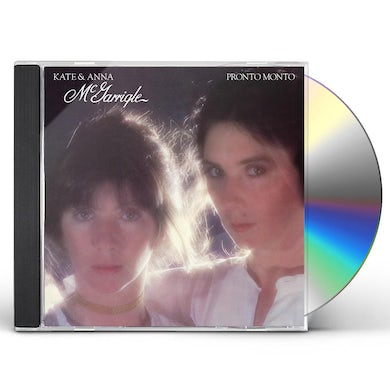 Kate Mcgarrigle & Anna PRONTO MONTO CD