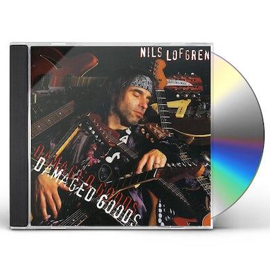 Nils Lofgren DAMAGED GOODS CD