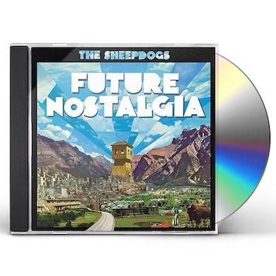 The Sheepdogs FUTURE NOSTALGIA CD