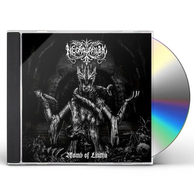 Necrophobic WOMB OF LILITHU CD
