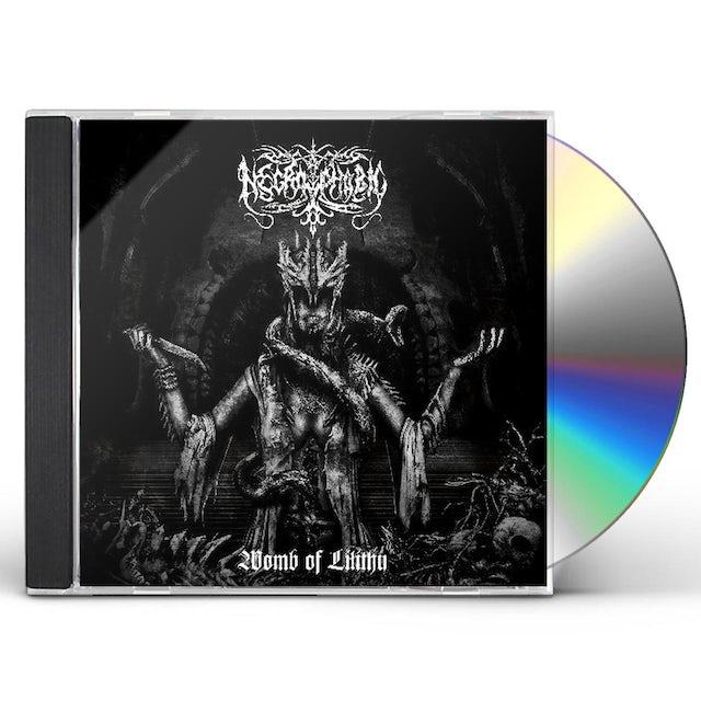 Necrophobic WOMB OF LILITHU CD