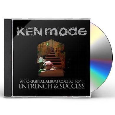 Ken Mode An Original Album Collection: Entrench & CD