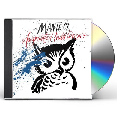 Manteca AUGMENTED INDIFFERENCE CD