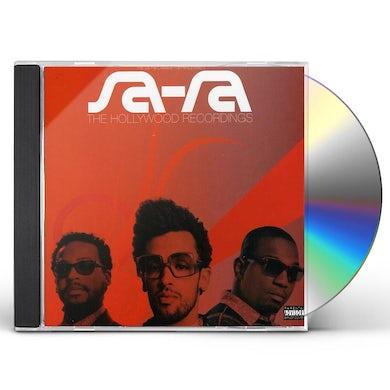 Sa-Ra Creative Partners HOLLYWOOD RECORDINGS CD