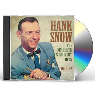 Hank Snow COMPLETE US COUNTRY HITS 1949-62 CD