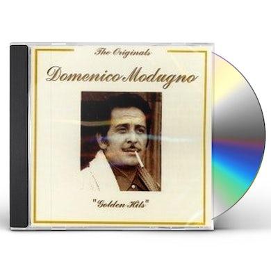 Domenico Modugno GOLDEN HITS CD