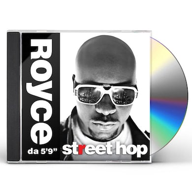 "Royce Da 5'9"" STREET HOP CD"