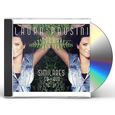 Laura Pausini SIMILARES (CD+ DVD) CD