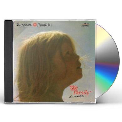 FAMILY OF APOSTOLIC CD