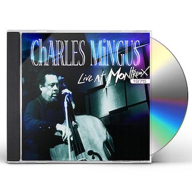 Charles Mingus LIVE AT MONTREUX 1975 CD