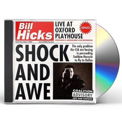 Bill Hicks SHOCK & AWE CD