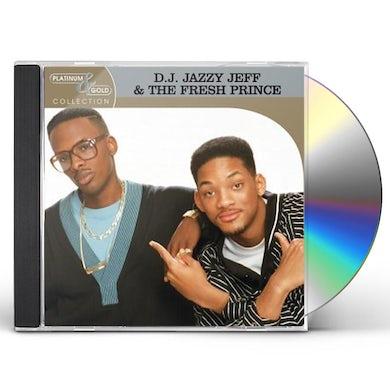 DJ Jazzy Jeff & Fresh Prince PLATINUM & GOLD COLLECTION CD