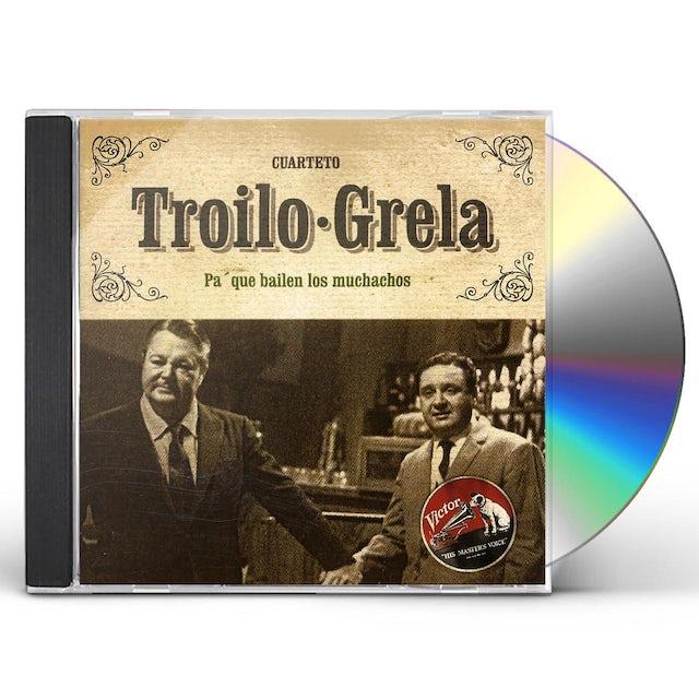 Anibal Troilo PA QUE BAILEN LOS MUCHACHOS: 1962 CD