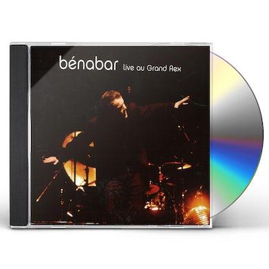 Benabar LIVE AU GRAND REX CD
