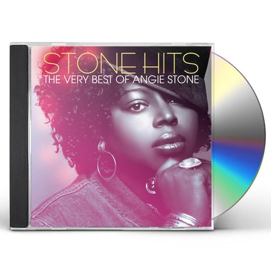 Angie Stone STONE HITS: THE VERY BEST OF CD