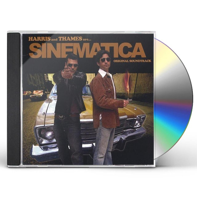Various Artists SINEMATICA CD