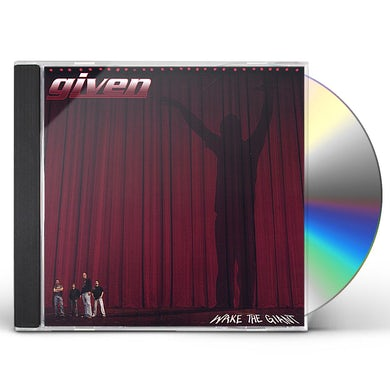 Given WAKE THE GIANT CD