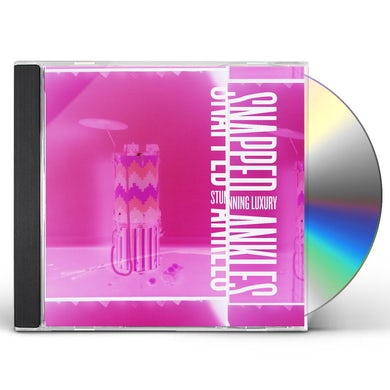 Snapped Ankles Stunning Luxury CD