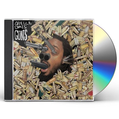 Quelle Chris Guns CD