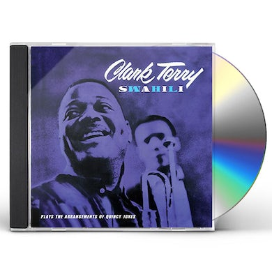 Clark Terry SWAHILI + 8 BONUS TRACKS CD