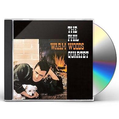 Phil Quartet Woods WARM MOODS + 7 BONUS TRACKS CD