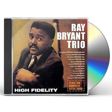 Ray Bryant PLAYS CD