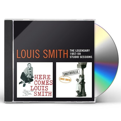 Louis Smith LEGENDARY 1957-1959 STUDIO SESSIONS CD