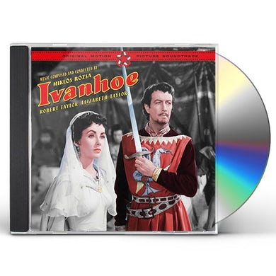 Miklos Rozsa IVANHOE / Original Soundtrack CD