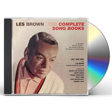 Les Brown COMPLETE SONG BOOKS CD