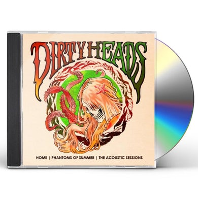Dirty Heads HOME - PHANTOMS OF SUMMER: THE ACOUSTIC SESSIONS CD