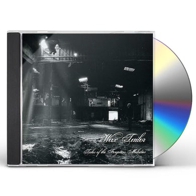 Wax Tailor TALES OF THE FORGOTTEN MELODIES CD