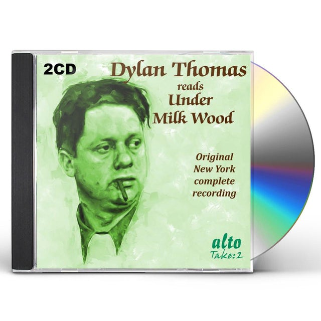 Dylan Thomas READS UNDER MILKWOOD CD