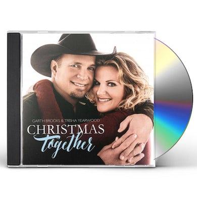 Garth Brooks Christmas Together CD