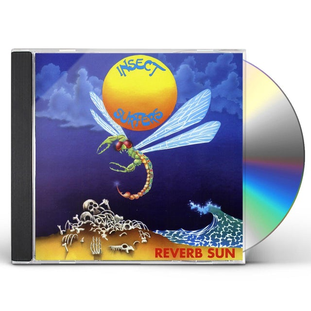 Insect Surfers REVERB SUN CD