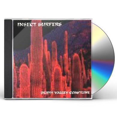 Insect Surfers DEATH VALLEY COASTLINE CD