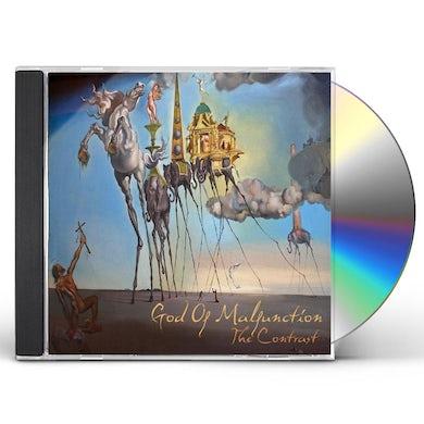 Contrast GOD OF MALFUNCTION CD