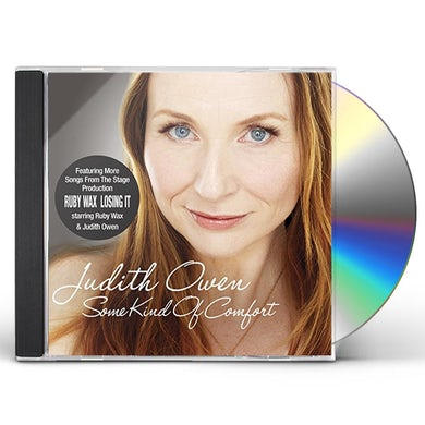 Judith Owen SOME KIND OF COMFORT CD