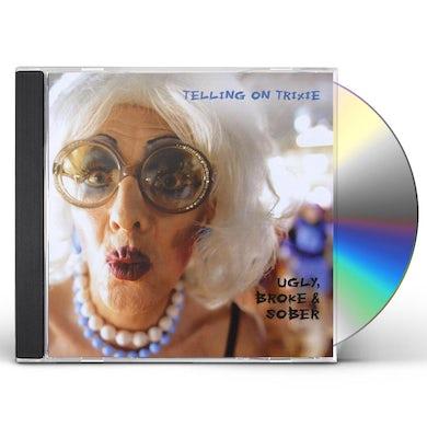 UGLY BROKE & SOBER CD