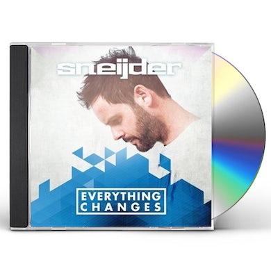 Sneijder EVERYTHING CHANGES CD