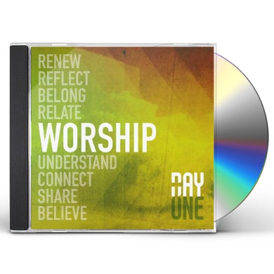 Day One Worship EXTENDED VERSION) CD