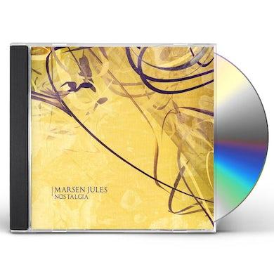 Marsen Jules NOSTALGIA CD