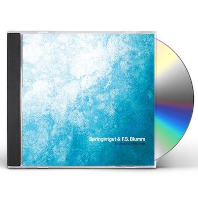 SPRINGINTGUT / F.S. BLUMM BIRD & WHITE NOISE CD