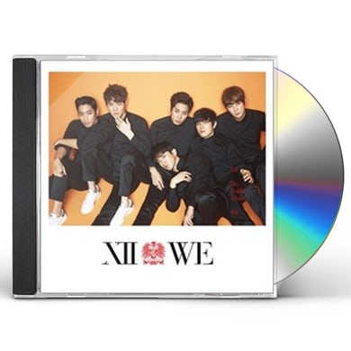 Shinhwa VOLUME 12-WE CD