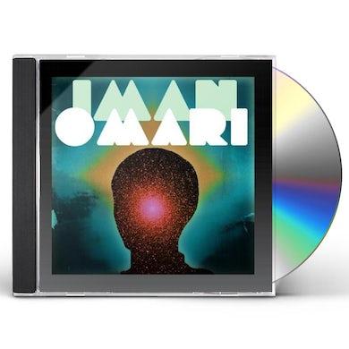 Iman Omari ENERGY - EP CD