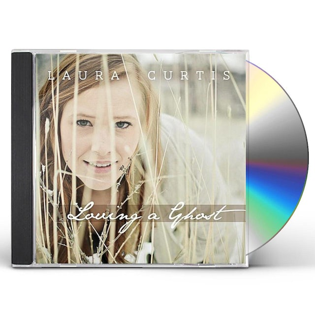 Laura Curtis LOVING A GHOST CD
