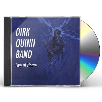 LIVE AT HOME CD