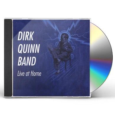 Dirk Quinn LIVE AT HOME CD