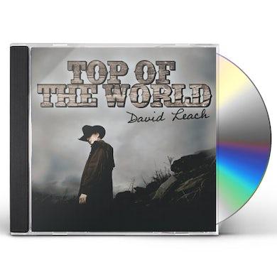 David Leach TOP OF THE WORLD CD